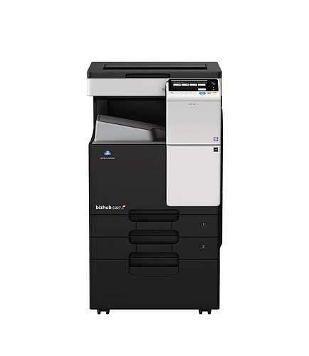 Konica Minolta bizhub C227 (сет. принтер/копир/сканер/дуплекс)