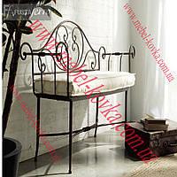 Кованый диван для сада 8