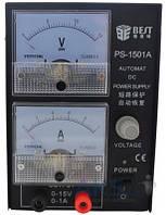 Лабораторный блок питания NT 1501A+(1501A)