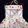 Платье нарядное бальное детское 6 лет Стиляга ассорти Украина оптом., фото 2