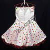 Платье нарядное бальное детское 6 лет Стиляга ассорти Украина оптом., фото 3