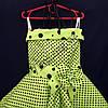 Платье нарядное бальное детское 6 лет Стиляга салат Украина оптом., фото 2