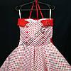 Платье нарядное бальное детское 6 лет Стиляга белое Украина оптом., фото 3