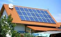 Солнечная электростанция 300 кВт / Месяц