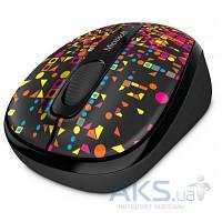 Компьютерная мышка Microsoft Mobile 3500 Artist Cheuk (GMF-00292) Black