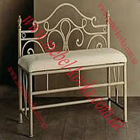 Кованый диван для дома 14