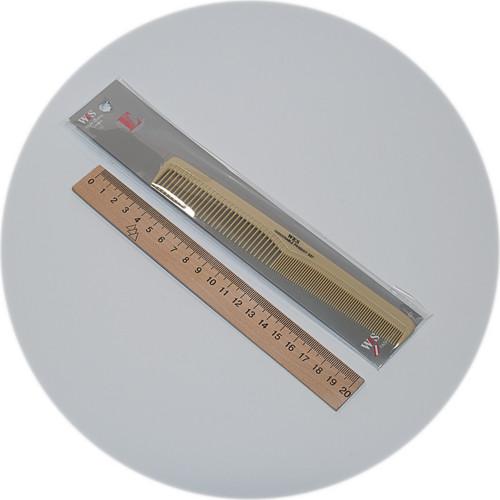 расческа длиной 17см в упаковке-блистере