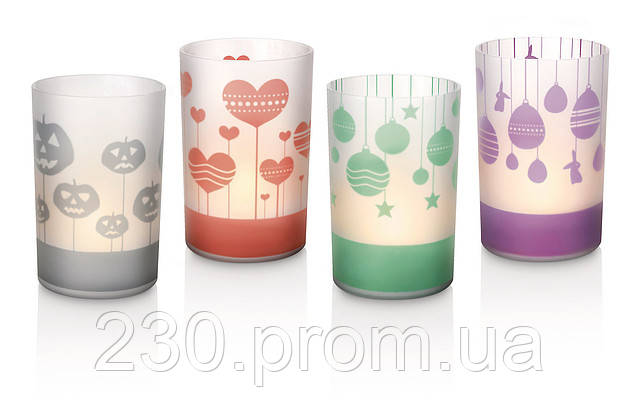Свечи Philips Candles Special Moments 2шт