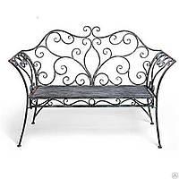 Кованый диван для дома 19