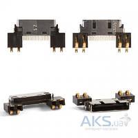 (Коннектор) Aksline Разъем зарядки Samsung A800 / C100 / C110 / E100 / E300 / E400 / S200 / S300 / S500 / T100 / T400 / X450