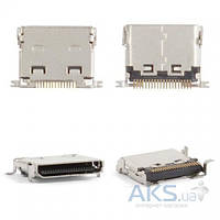 (Коннектор) Aksline Разъем зарядки Samsung C520 / E200 / E390 / E420 / E570 / E590 / E740 / E790 / E950 / I520 / I600 / J600 / M300 / U300 / Z230