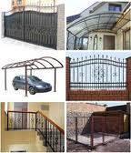 Металлоконструкции ( навесы, лестницы, решетки)