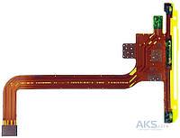 Шлейф для HTC One X S720e с мембраной функциональной кнопки Original