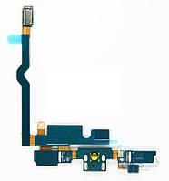 Шлейф для LG P760 Optimus L9 / P765 Optimus L9 / P768 Optimus L9 c разъемом зарядки, микрофоном