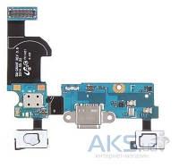 Шлейф для Samsung G800H Galaxy S5 mini / G800F c разъемом зарядки и микрофоном Original