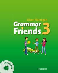 Grammar Friends 3 (грамматика по английскому языку)
