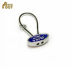 Брелок для ключей с логотипом Ford в коробке , фото 2