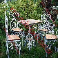 Столы и стулья для сада 1