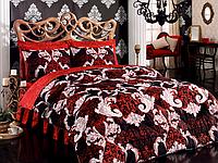 Двуспальный евро комплект постельного белья Cotton Box, Royal сатин-люкс, Турция