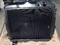 Радиатор охлаждения ГАЗ 24 (3-х рядн.медн.) (пр-во Иран)