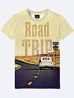 ФУТБОЛКА ROAD TRIP, фото 1