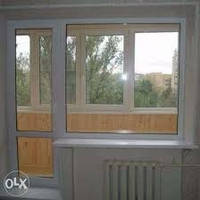 Металлопластиковые окна и двери. Кировоград.