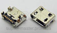 Разъем micro usb Samsung S5282 E1272 C3592 S7710