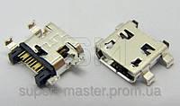 Разъем micro usb Samsung I8268 I9190 I9192 I9195