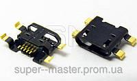 Разъем micro usb HTC G24 G25 T328W T328D T328T