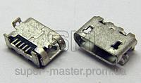 Разъем micro usb Fly IQ430 Evoke IQ443 Trend