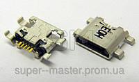 Разъем micro usb ZTE Nubia z5s mini nx403a z5s