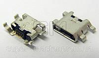 Разъем micro usb ZTE Blade S6 5 0