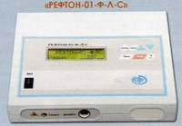 Физиотерапевтический аппарат Рефтон-01-ФЛС (режимы: СМТ, ДДТ, ГТ, ЭМС, ФС, МЛТ)