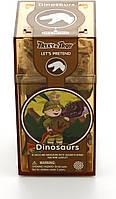 Набор фигурок и пазлов Trixy&Troy Динозаврики (T094)