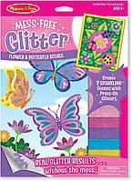 Набор для творчества Melissa & Doug Цветы и бабочки (MD19511)