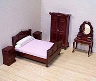 Набор для кукольного домика Melissa & Doug Мебель для спальни (MD2583)