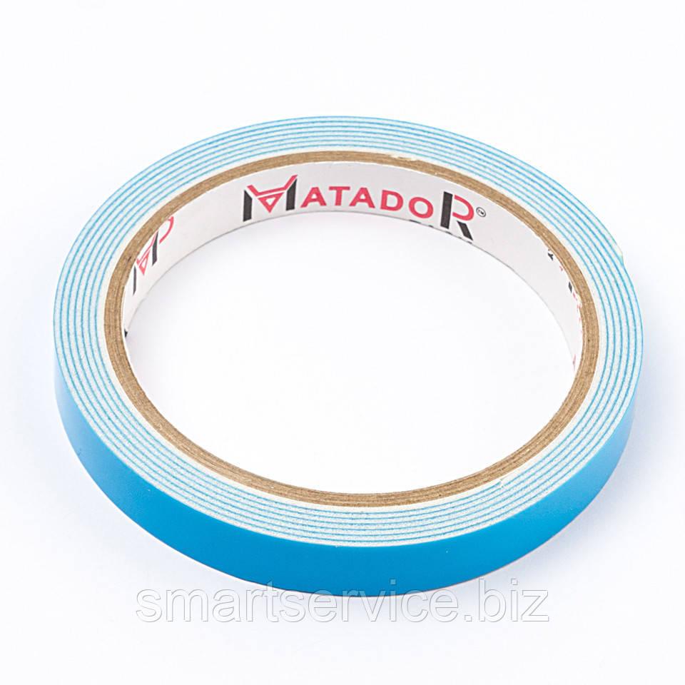 Cкотч двухсторонний на вспененной основе 12мм, MATADOR