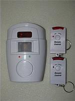 Сигнализация беспроводная - датчик движения, 110 градусов, фото 1