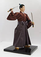 Японская кукла «Самурай Миямото Мусаши»