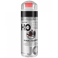 Съедобный оральный лубрикант JO H2O Lubricant black licorice (1610032488)