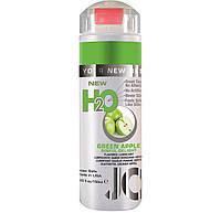 Лубрикант оральный со вкусом яблока JO H2O Green Apple 150ml (1610032666)
