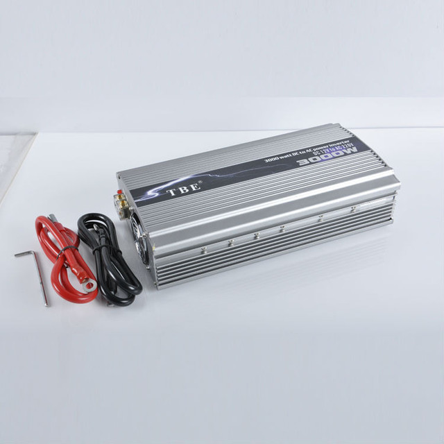Преобразователи напряжения 24V-220V DC/AC