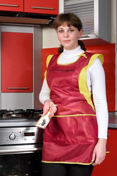 Фартук кухонный 4405 (нейлон)