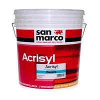 Acrisyl Decora 0002 granito grigio Акрил-силоксановое покрытие с эффектом гранита, 25 кг