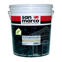 Marmorino classico декоративное покрытие с кварцевым зерном 0,7мм, 25 кг