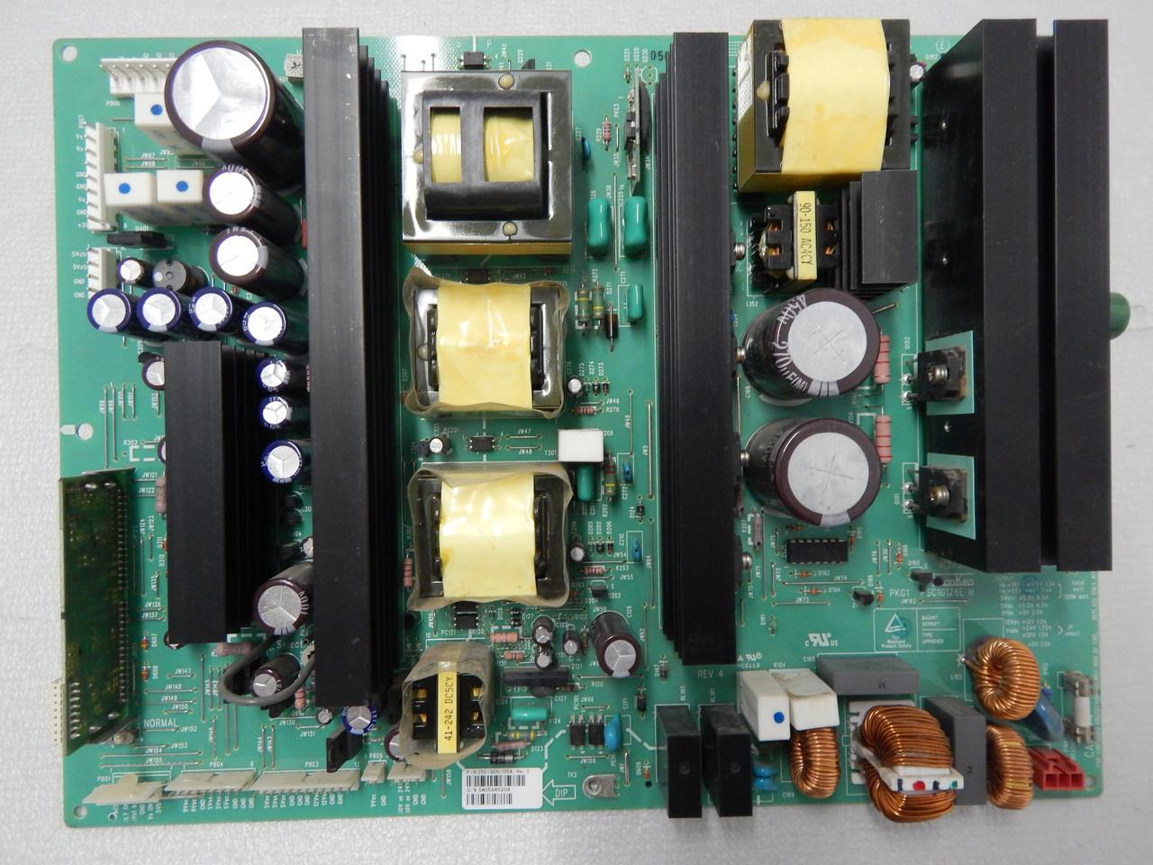 Power Supply 3501Q00105A PSC10126E для телевизора Dual dptv 4210,LGV7
