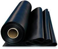 Пленка черная 120 мкн рулон 50 м