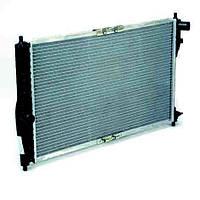 Радиатор охлаждения Lanos sport