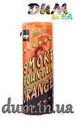 Цветной дым Jorge оранжевый, ручной, фото 1
