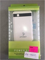 Power bank 5400 mAh m-007